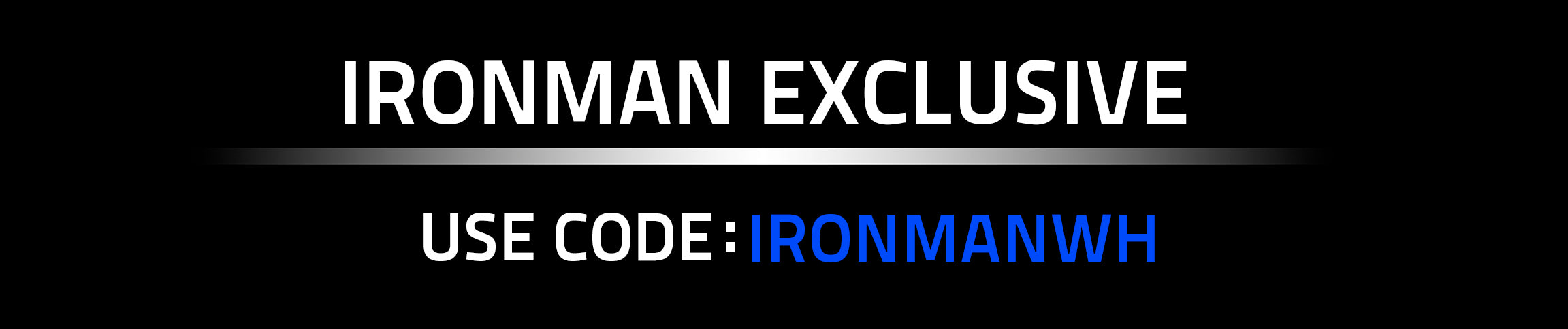 ironman exclusives