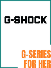 Women's Watches G-Shock