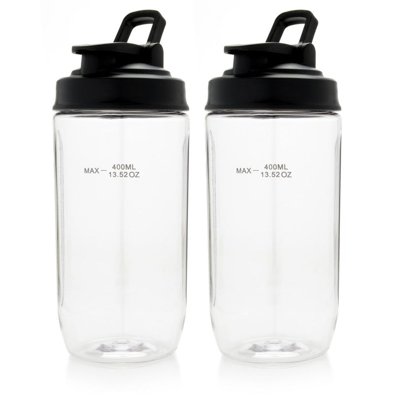 Cook's Companion® Set of 2 (13.5 oz) Blending Bottles