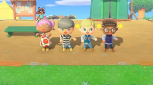Gigaleak Suggests Animal Crossing Could Have Been 'Human Crossing'