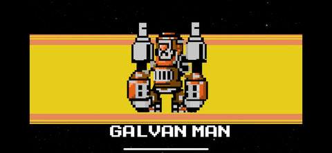 MegaMan Capcom video games Nintendo retro gaming pixel art