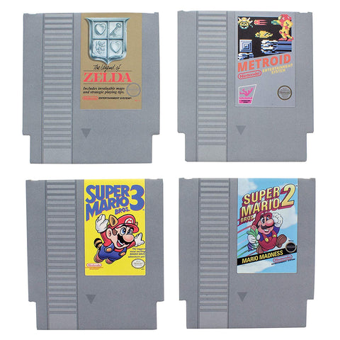 NES Drink Coasters