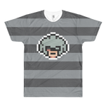 Load image into Gallery viewer, Lucas Masked Man Shirt - Pixel X