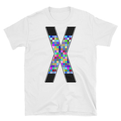 The Pixel X Shirt - Pixel X