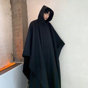 Japanese Hooded Cloak