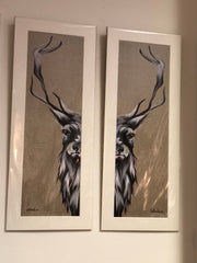 Stag Duo Prints
