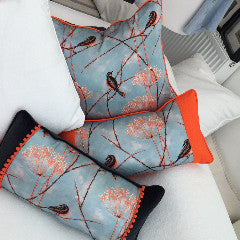 Cushion - Luxury Little Finches
