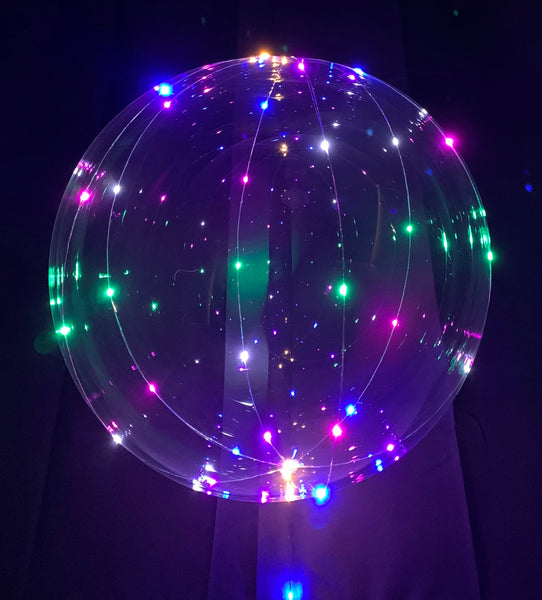 LED Fairy Light Air Balloon (can be posted)