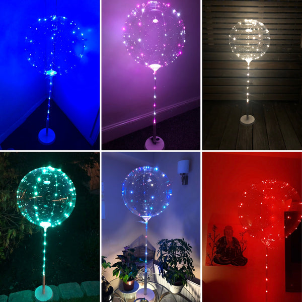 LED Balloon Lamp (Collection Only)