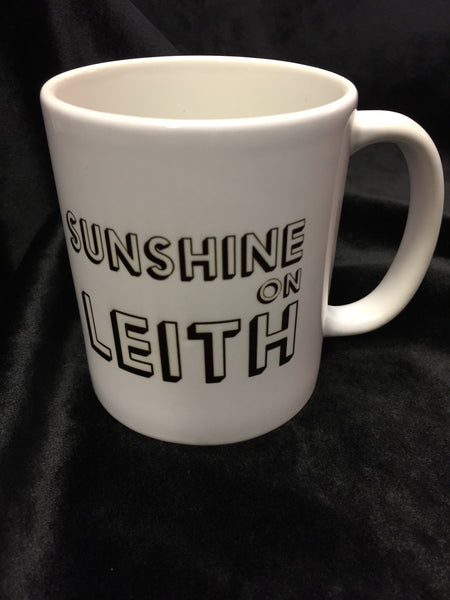 Leith Mugs & Coasters