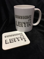 Mugs & Coasters - Leith & Edinburgh