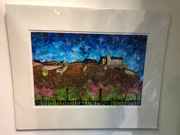 Print - Edinburgh Castle