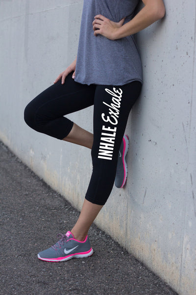 Inhale Exhale Sport Legging for Women