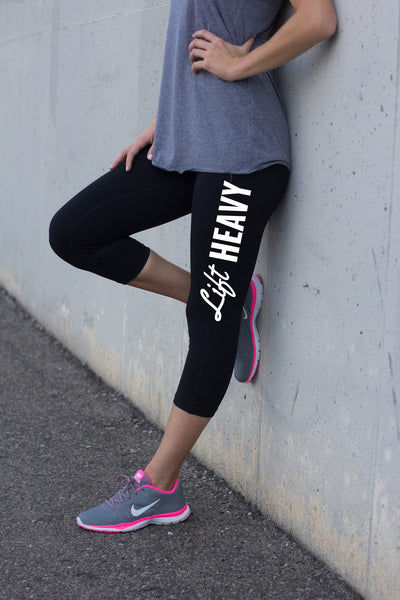 Lift Heavy Women's Fitness Pants