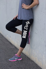Yoga Pants for Women Ride Dirty