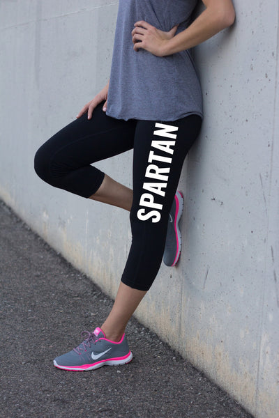 Spartan Women Yoga Pants