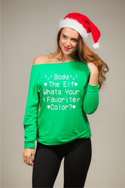 Body The Elf Whats Your Favorite Color?