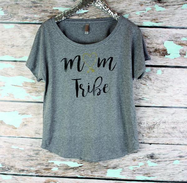 58af1162 Mom Tribe | Mom Shirts With Sayings | Mothers Day Gifts | theworkoutprincess