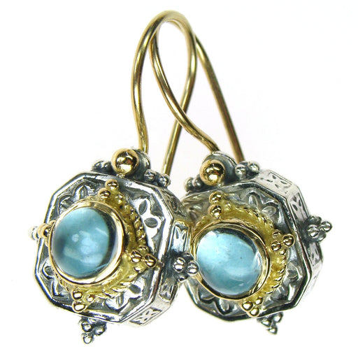 Cyclades Square Earrings