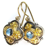Athenian Flower Earrings