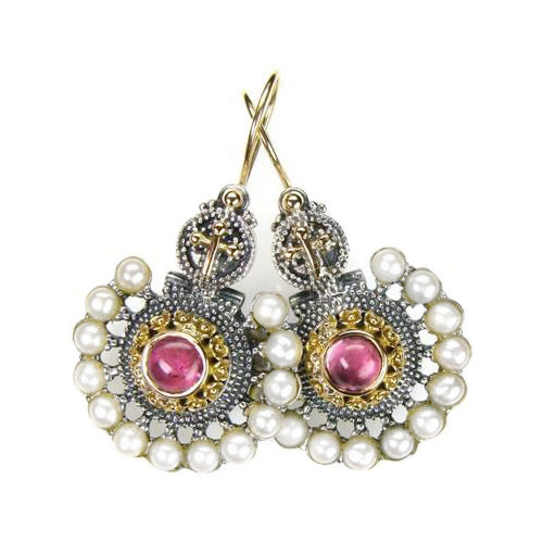 Empress Fan Earrings