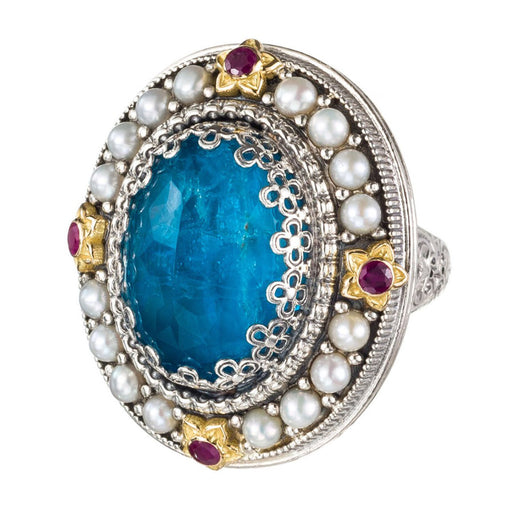 Pop Rocks Megali Oval Ring