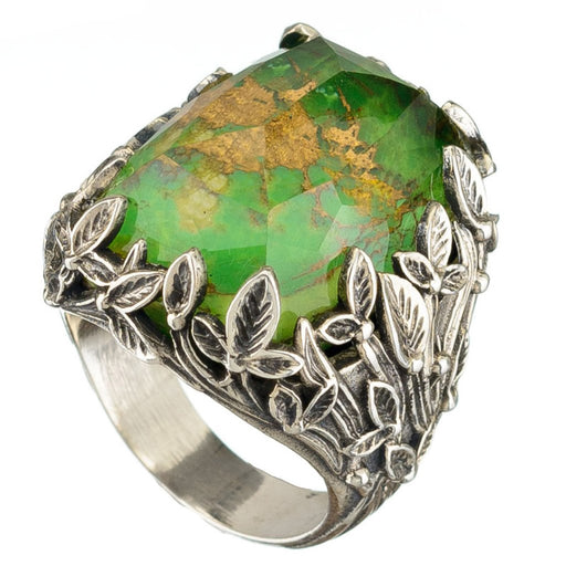Pop Rocks Orthogonio Ivy Ring