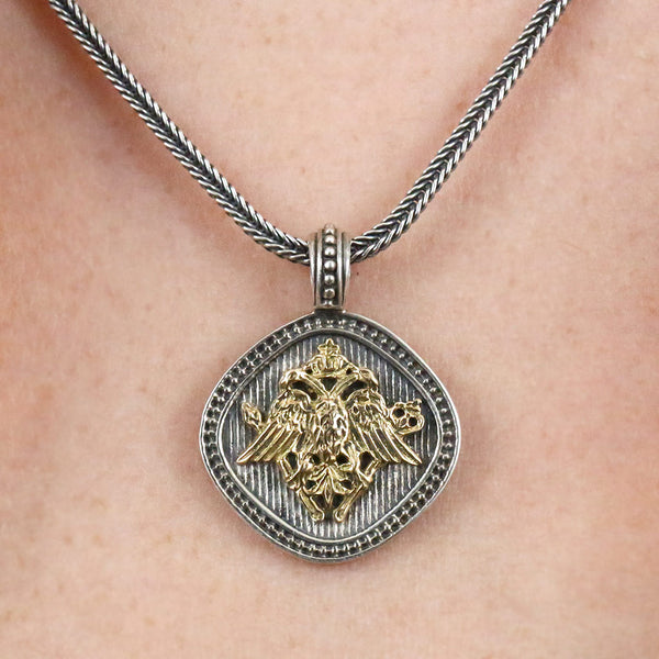 Imperial Byzantine Pendant
