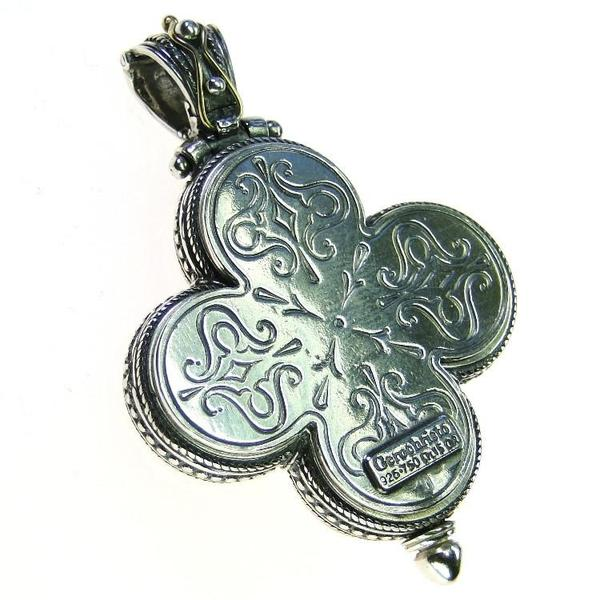 Clover Locket