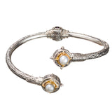 Cyclades Circle Open Bracelet