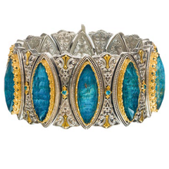 Pop Rocks Abyss Cuff Bracelet