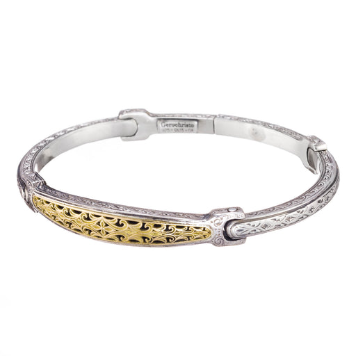 Garden Shadows Flex Bangle Bracelet