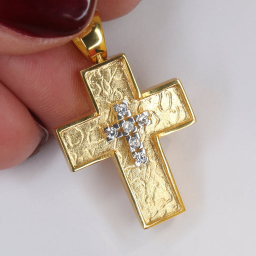 Riverbed Framed Cross