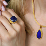 Damaskos Lapis Classical Ring