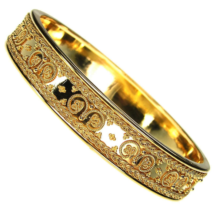 Iraklion Bangle Bracelet
