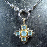 Gerochristo Small Aegean Cross