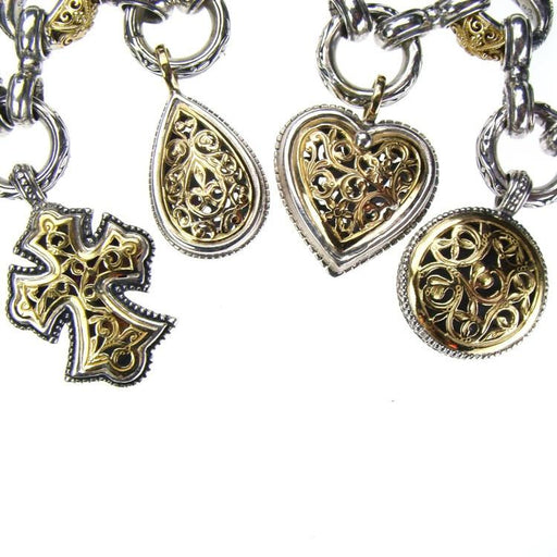 Garden Shadows Full Packed Zelda Charm Bracelet