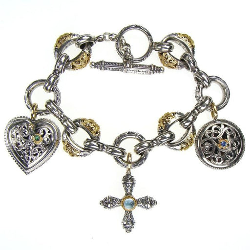 Zelda Light Charm Bracelet