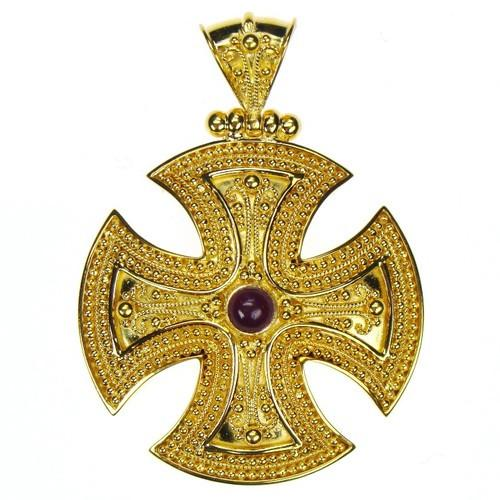 Maltese Iraklion Cross