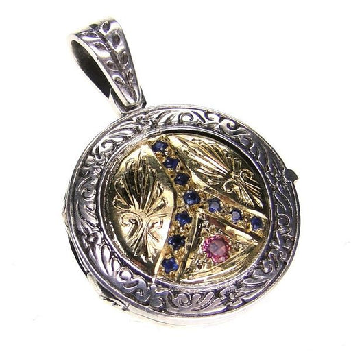 Peace Locket