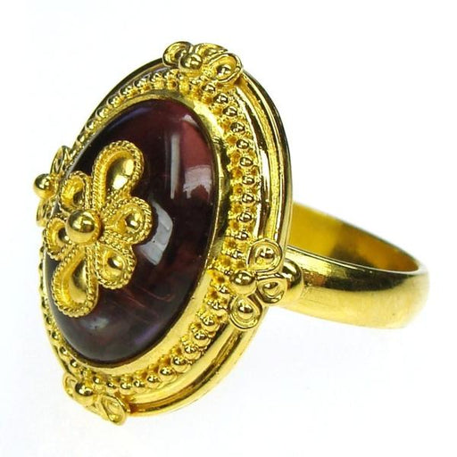 Carnelian Entheton Ring