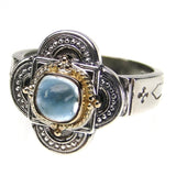 Cyclades Faith Navigation Ring