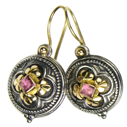 Gerochristo Faith Flower Earrings