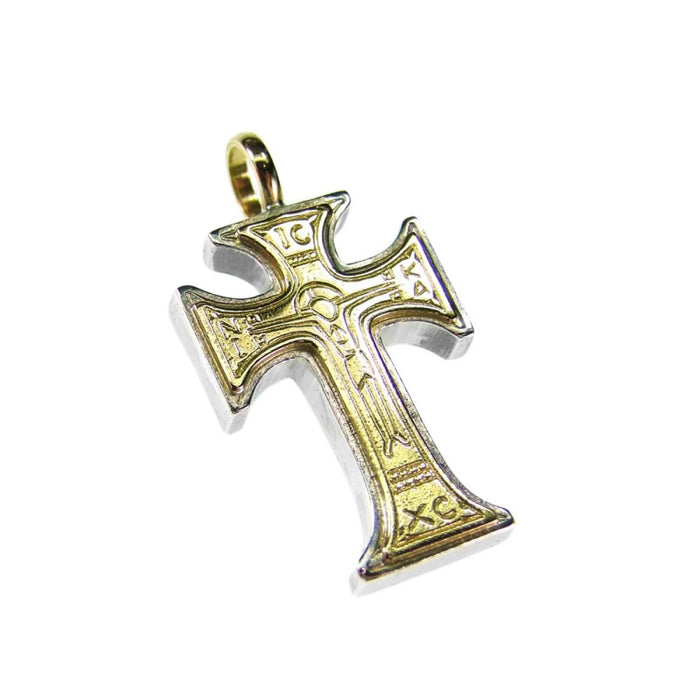Rustic Long Templar Cross