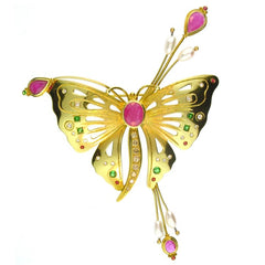 Grand Butterfly Pin
