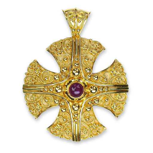Cosmic Canterbury Cross