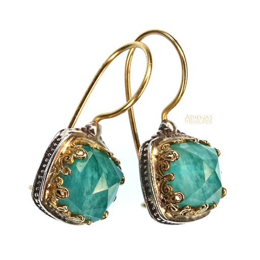Pop Rocks Small Crown Earrings