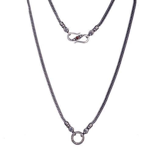 Sterling Silver Charm Chain