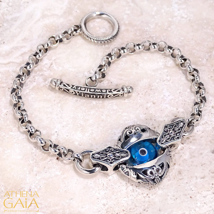 Single Zelda Evil Eye Bracelet