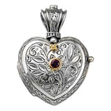 The Mini Heart Locket